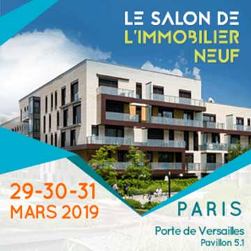 Salon de l'Immobilier Neuf à Paris
